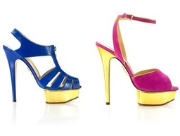 Charlotte Olympia Pre Fall 2012 on Moda Operandi