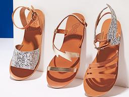 Ancient Greek Sandals Spring Summer 2015 on Moda Operandi
