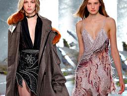 Rodarte Fall/Winter 2015 on ModaOperandi