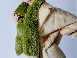 Marni Furs Pre Fall 2015 on ModaOperandi