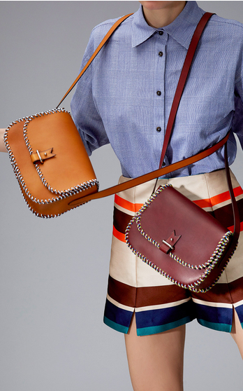 LaContrie Handbags Fall/Winter 2015 on ModaOperandi