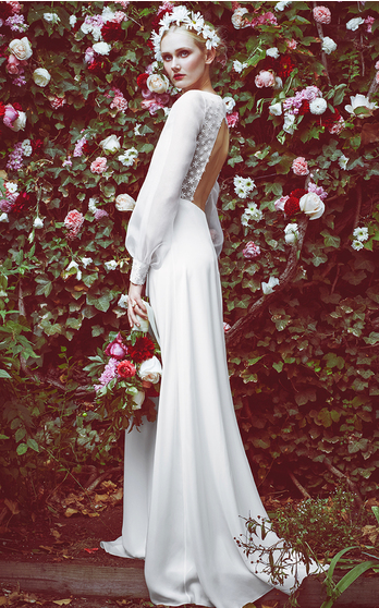 Honor x Stone Fox Bride Spring Summer 2016 on ModaOperandi
