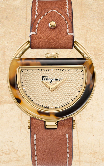 Ferragamo Watches Fall/Winter 2015 on ModaOperandi