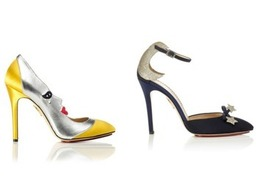 Charlotte Olympia Fall/Winter 2012 on Moda Operandi
