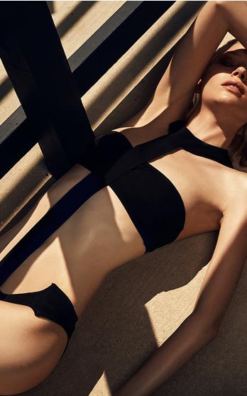 La Perla Swimwear Resort 2016 on ModaOperandi