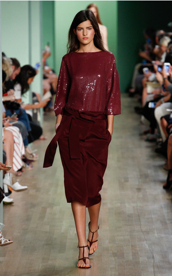 Tibi Spring Summer 2016 on ModaOperandi