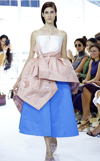 Delpozo Spring Summer 2016 on ModaOperandi