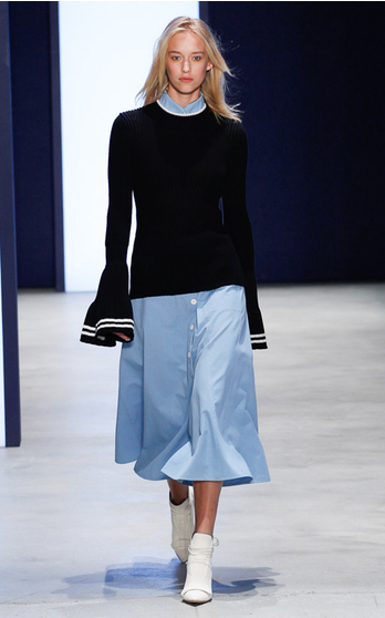 Derek Lam Spring Summer 2016 on ModaOperandi
