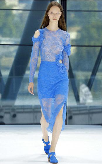 Preen by Thornton Bregazzi Spring Summer 2016 on Moda Operandi