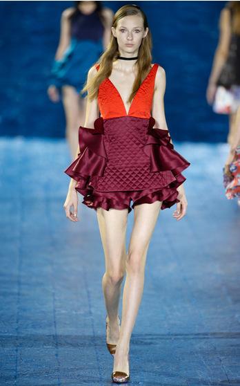 Mary Katrantzou Spring Summer 2016 on Moda Operandi
