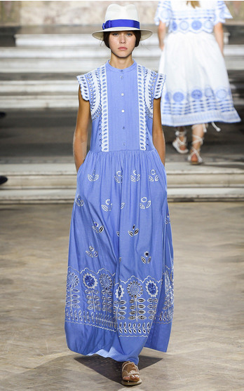 Temperley London Spring Summer 2016 on ModaOperandi