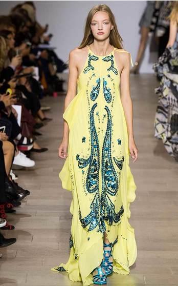 Antonio Berardi Spring Summer 2016 on Moda Operandi