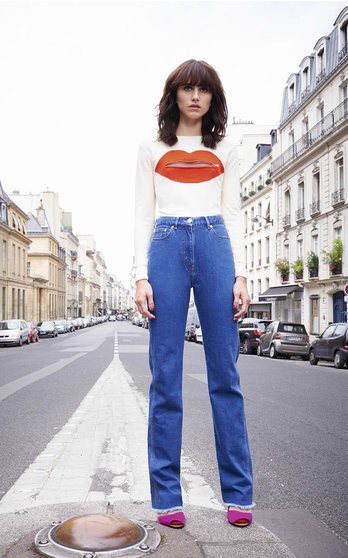 Sonia by Sonia Rykiel Spring Summer 2016 on ModaOperandi