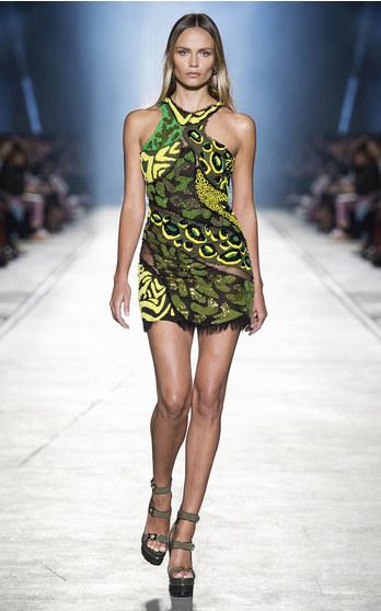 Versace Spring Summer 2016 on Moda Operandi