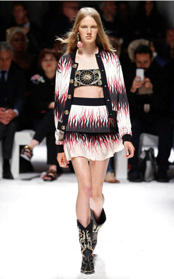 Fausto Puglisi Spring Summer 2016 on Moda Operandi
