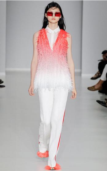 Marco de Vincenzo Spring Summer 2016 on Moda Operandi