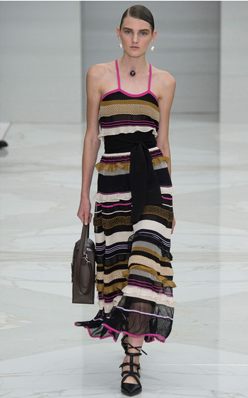 Salvatore Ferragamo Spring Summer 2016 on ModaOperandi