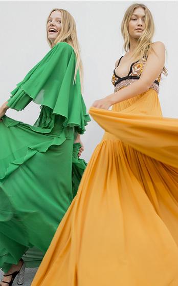 Best in Show: Dresses Spring Summer 2016 on Moda Operandi