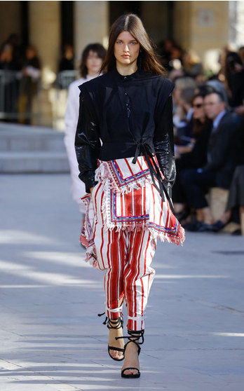 Isabel Marant Spring Summer 2016 on Moda Operandi