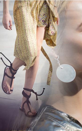 Isabel Marant Accessories Spring Summer 2016 on Moda Operandi