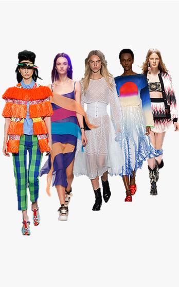 Milan Fashion Week: Rising Stars Spring Summer 2016 on Moda Operandi