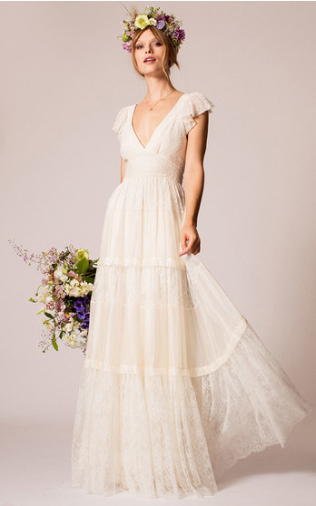 Temperley London Bridal Fall/Winter 2016 on Moda Operandi
