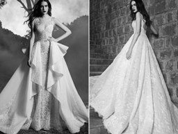 Zuhair Murad Bridal Fall/Winter 2016 on Moda Operandi