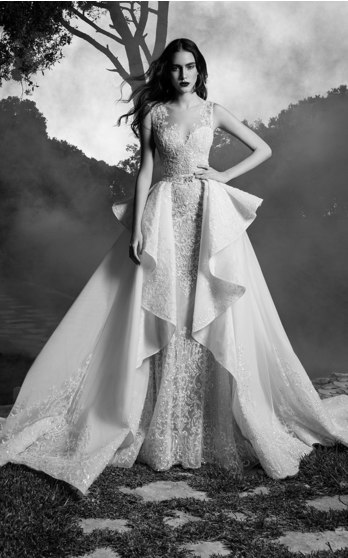 Zuhair Murad Bridal Fall/Winter 2016 on Moda Operandi