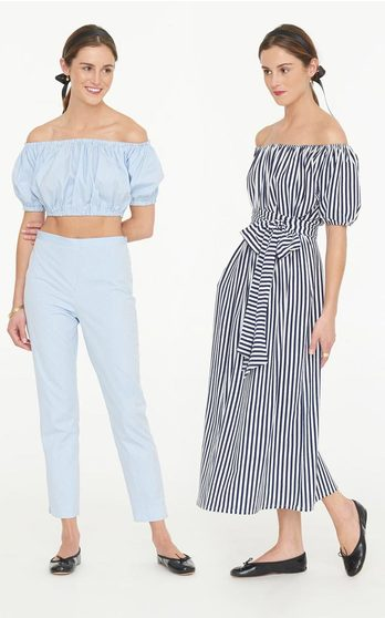 MDS Stripes Spring Summer 2016 on Moda Operandi