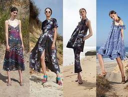 Cynthia Rowley Spring Summer 2016 on Moda Operandi
