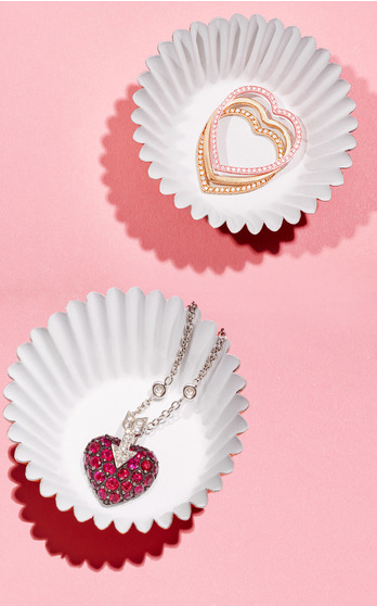 Valentine's Day Fine Jewelry Pre Fall 2016 on Moda Operandi
