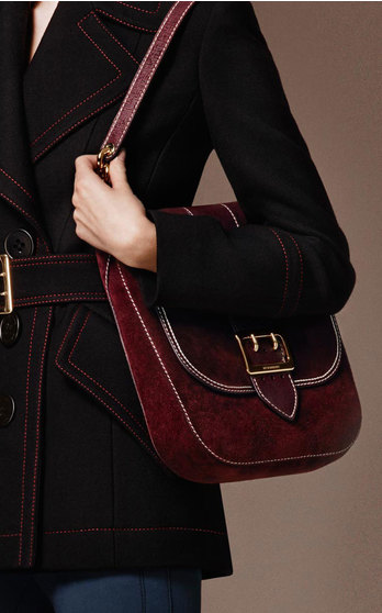 Burberry Accessories Pre Fall 2016 on Moda Operandi