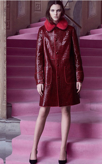 Blumarine Pre Fall 2016 on Moda Operandi