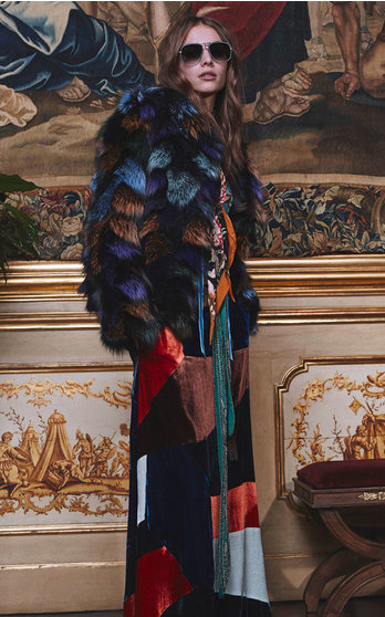 Roberto Cavalli Pre Fall 2016 on Moda Operandi