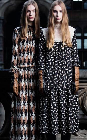 Veronique Branquinho Pre Fall 2016 on Moda Operandi