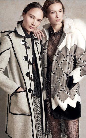 Huishan Zhang Pre Fall 2016 on Moda Operandi