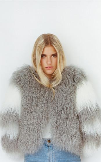 Charlotte Simone Bomber Jackets Pre Fall 2016 on Moda Operandi