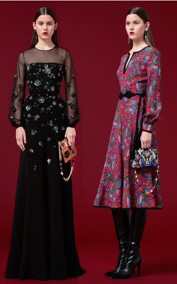 Andrew Gn Pre Fall 2016 on Moda Operandi