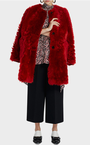 Marni Furs Pre Fall 2016 on Moda Operandi