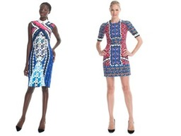 Peter Pilotto Resort 2013 on ModaOperandi
