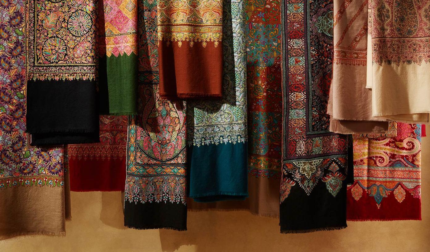 Image result for kashmir Loom