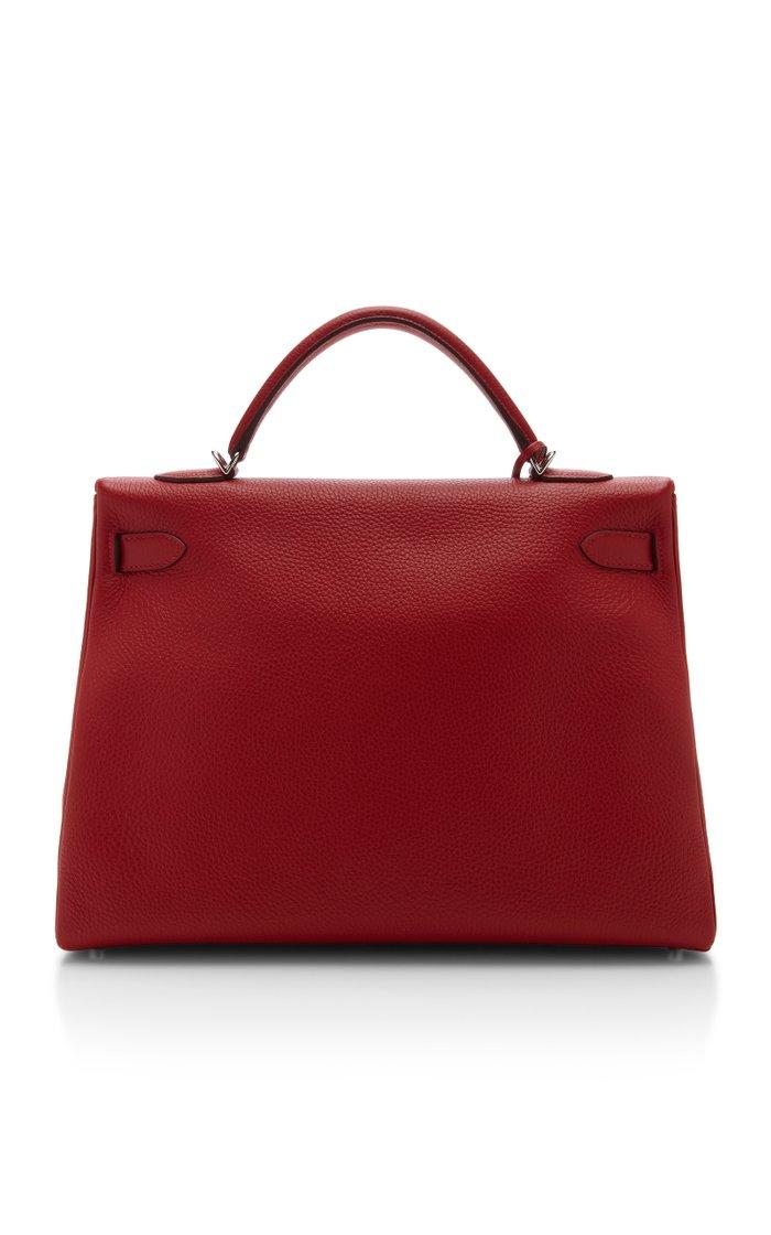 Vintage Hermes 40Cm Retourne Kelly Bag