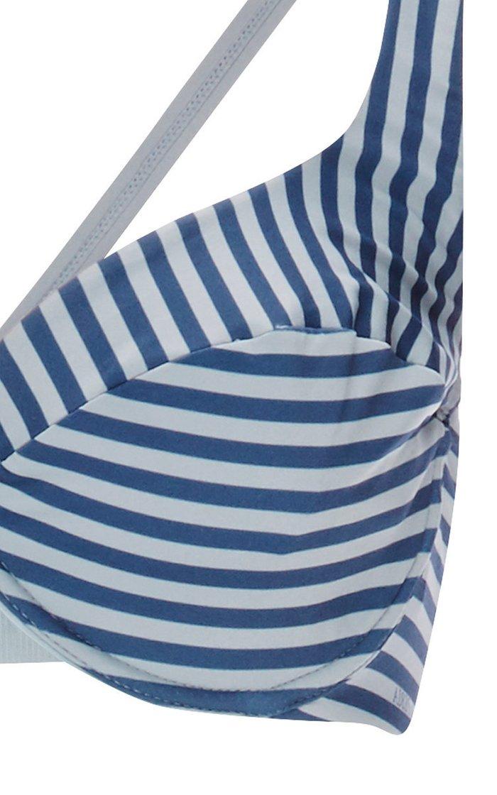 Sailor Stripes Underwire Top