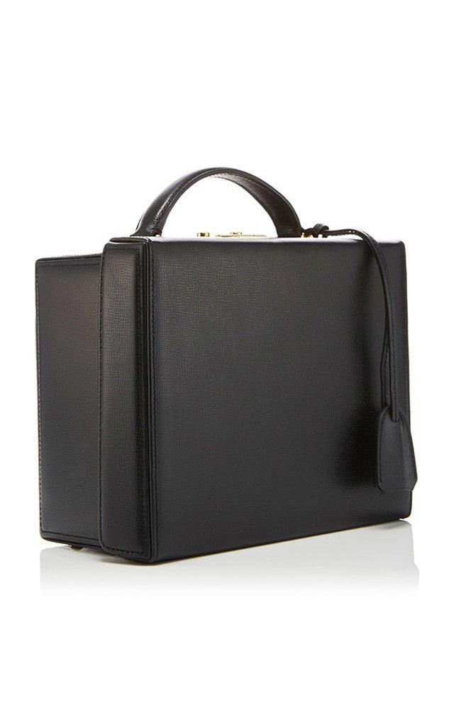 Grace Large Box Black Bag