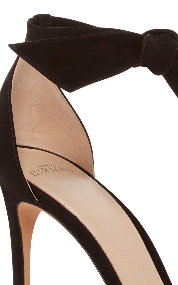 Clarita Suede Sandals