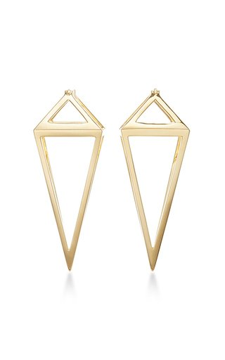 Pendulum 3D Earrings