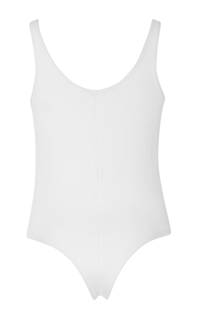 V-Neck Bodysuit