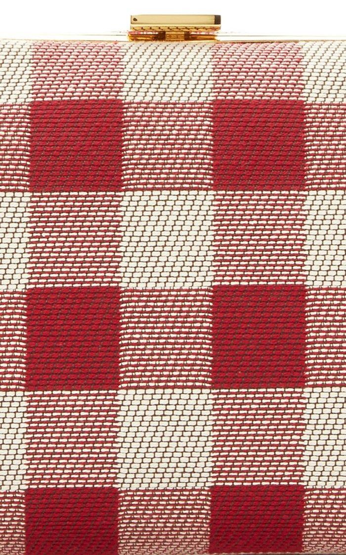 Checker Mini Volume Clutch
