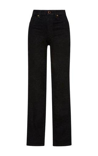 Vanessa Mid-Rise Skinny-Leg Jeans