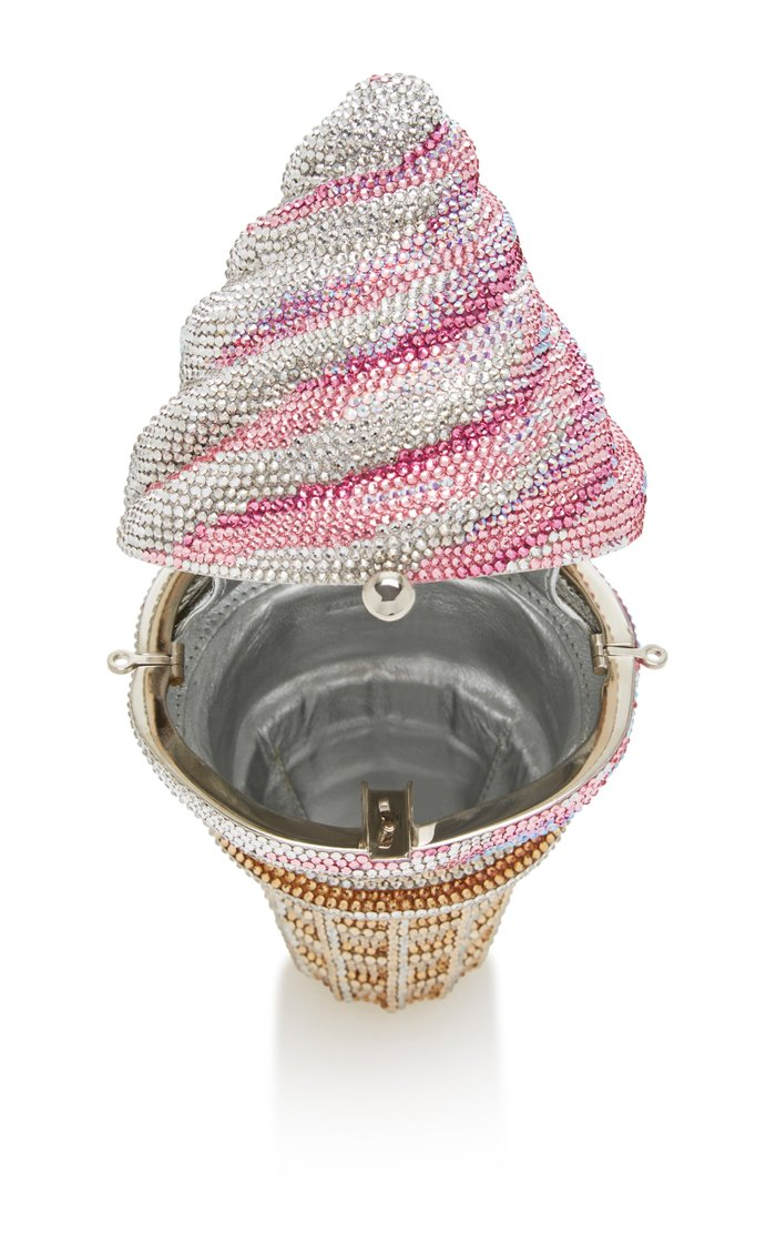 Ice Cream Cone Clutch